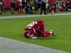 Flagged for Sliding Celebration, Husain Abdullah Becomes Muslim Tim Tebow for Endzone Prayer