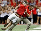 Ohio State Buckeyes Fan Loses Scholarship for Running on Field