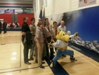 Denver Nuggets Mascot 'Rocky' at GOP Event Irks Ownership