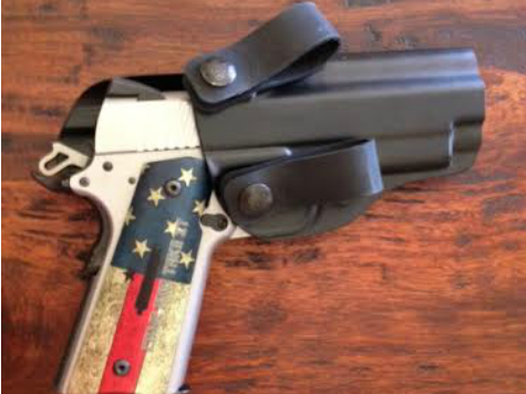 Blade Tech Nano IWB Holster: True 1911 Concealment and Comfortable Carry