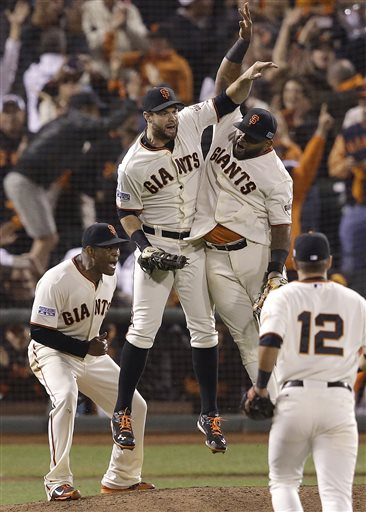 Giants Top Nationals 3-2, Return to NLCS vs Cards