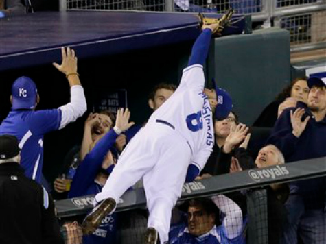 Royals Edge Orioles 2-1 to Take 3-0 Lead in ALCS