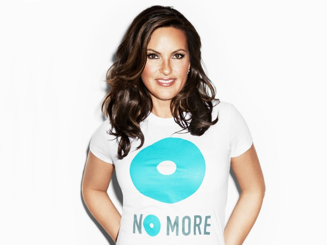 Mariska Hargitay Unveils New Domestic Violence PSA Spots for NFL
