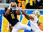 West Virginia Surprises No. 4 Baylor 41-27