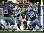 Romo, Murray Carry Cowboys Past Giants 31-21