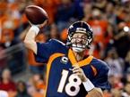 Manning Breaks Favre's TD mark in 42-17 Blowout of 49ers