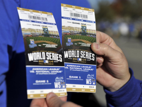 Best Tip Ever: Ticket to World Series