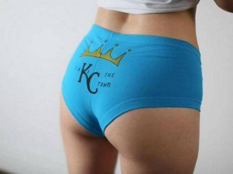 Panty Raid! Feds Bust Shop for Peddling Royal Blue 'KC' Underwear