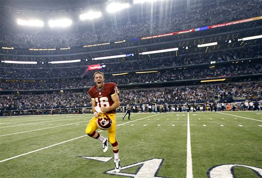 Redskins End Cowboys' 6-Game Streak, 20-17 in OT