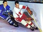 Gordie Howe, 'Mr. Hockey,' Suffers Stroke