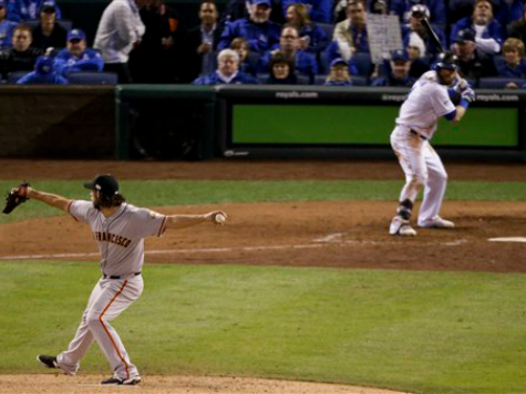 Madison Bumgarner, Giants Beat KC 3-2 to Win World Series