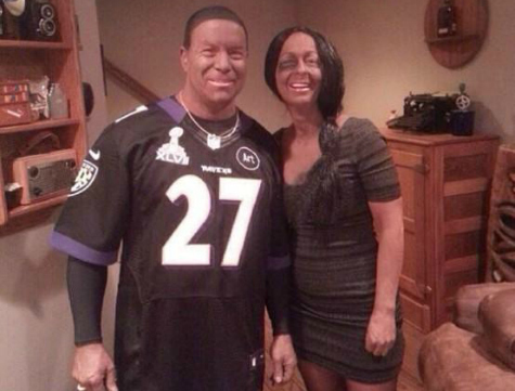 Ray Rice Halloween Costumes Offend
