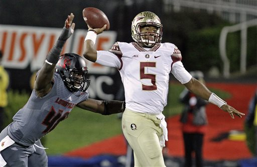 Winston, Florida State Rally to Beat Louisville