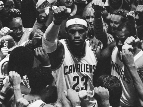 LeBron James, Cavs Can't Get It 'Together' Despite Big-Budget Nike Commercial