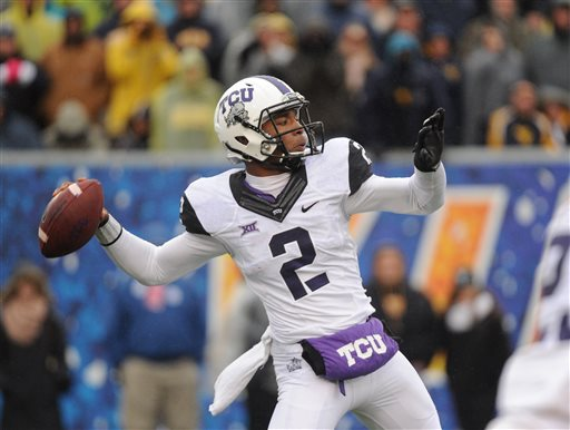 TCU Squeaks Past WVU 31-30 as Time Expires