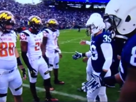 Unsportsmanlike Conduct: Terrapins Refuse Penn State's Handshakes