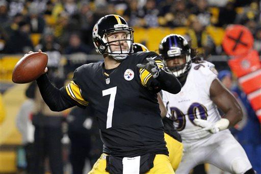 Ben Roethlisberger Throws 6 Touchdowns as Steelers Dominate Ravens 43-23