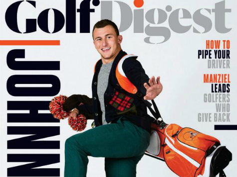 Johnny Football Forgives Tiger for Snubbing Him over Autograph Request