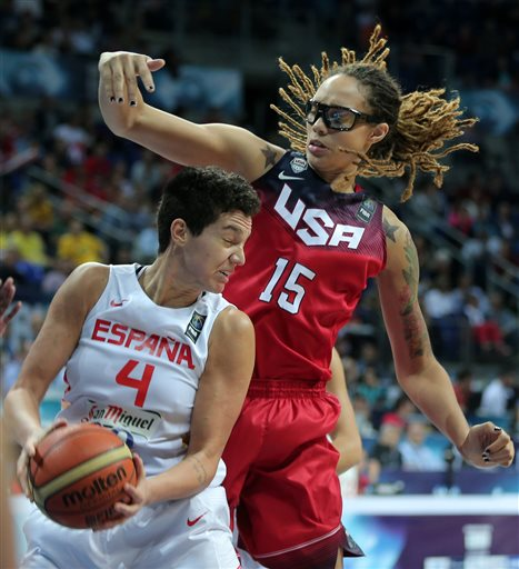 WNBA Star Griner Cut but OK after Knife Attack in China