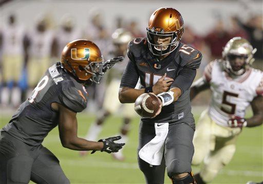 Florida State Escapes, Tops Miami 30-26