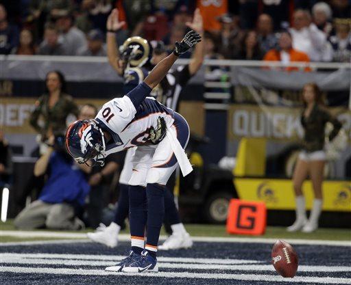 Rams Surprise Manning, Broncos 22-7