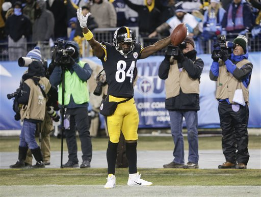 Steelers Rally from 11 Down, Beat Titans 27-24