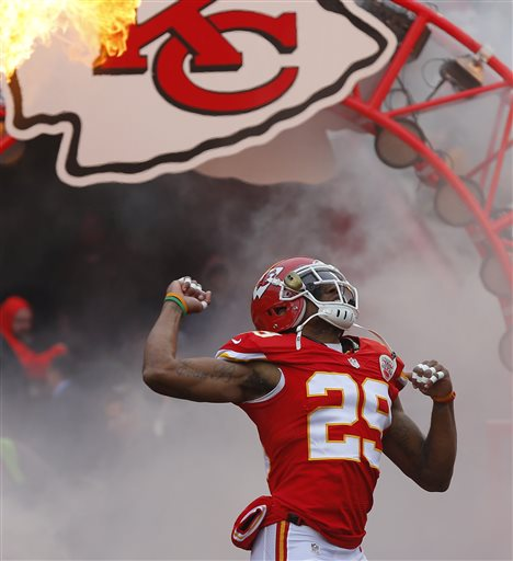 Cancer Fears for Chiefs Safety Eric Berry