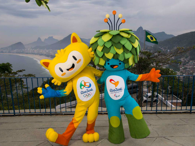 Rio Introduces Strange, Imaginary Creatures as Olympic Mascots