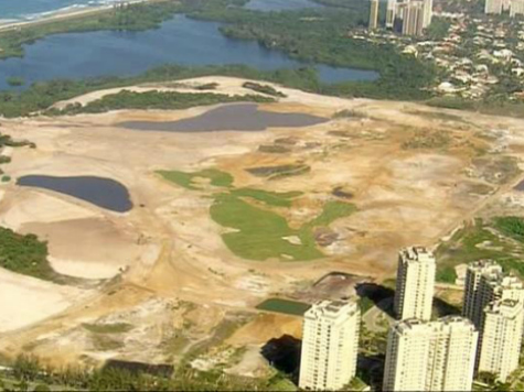 Rio Defeats Environmentalists, Gets Go-Ahead on Olympic Golf Course