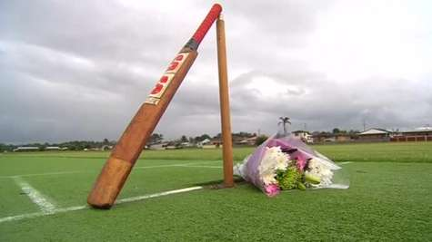 Cricketeer Dies from Being Hit By Bowler