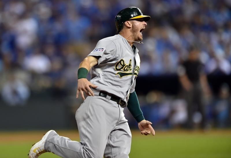 A's Trade Josh Donaldson to Blue Jays