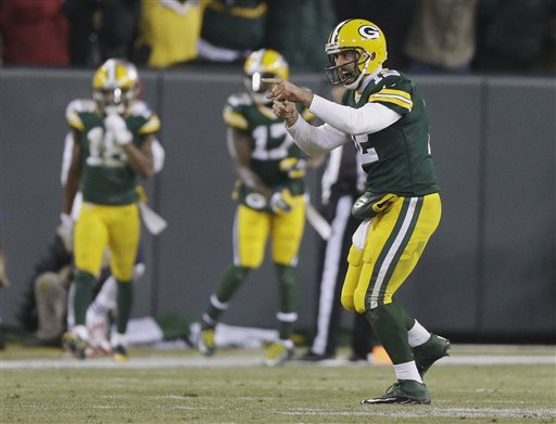 Packers Hold Off Patriots 26-21
