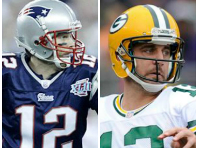 Super Bowl Preview? Brady-Rodgers Matchup Highlights NFL Sunday Slate