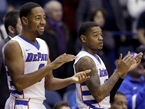 Resurgent Blue Demons Having Fun on and off Court