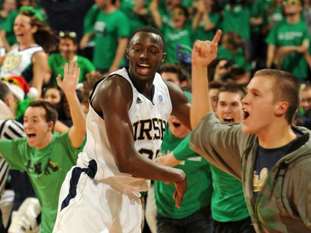 Notre Dame's Jerian Grant Plays as College Basketball's Best