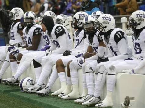 Scorned Frogs: Committee Deals TCU Unkindest Card of All