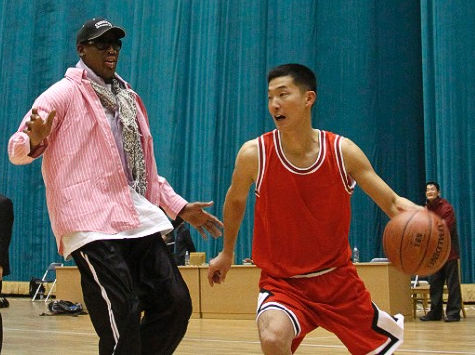 Kim Jong-Un Too Busy Executing Uncle's Relatives to Meet with Dennis Rodman