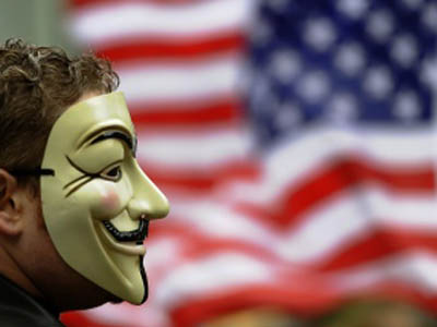 Anonymous Declares War On United States