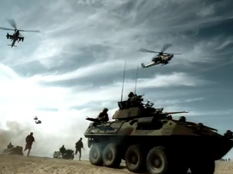 New Marine Corps Ad Redefines Awesome