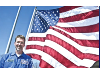 Businessman Threatened With Jail Time For Flying American Flag
