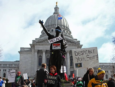 WI Election Officials Slam Tea Party Signature Verification Effort, Move Forward With Recalls