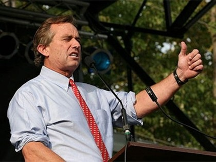 Robert Kennedy Jr Accuses Senator Inhofe of Treason