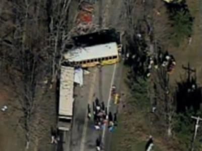 Deadly Pa. Bus, Truck Collision