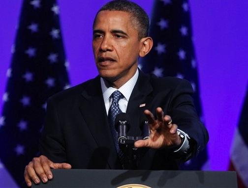 Obama Mocks Romney For Saying 'Marvelous'