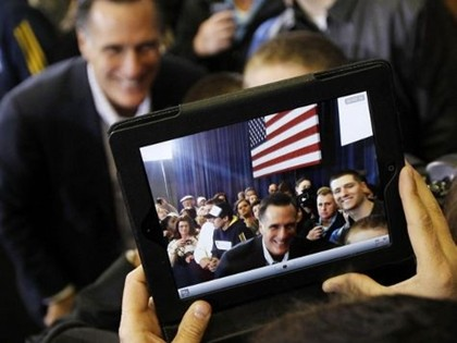 Romney Adviser: Fall Campaign 'Like Etch-A-Sketch'