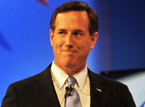 Santorum Prefers Obama To 'Etch-A-Sketch Candidate'