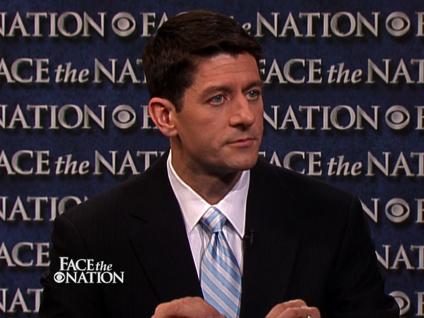 Ryan: 'We Want To Avoid Debt Crisis'