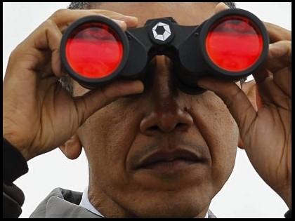 Obama Visits DMZ