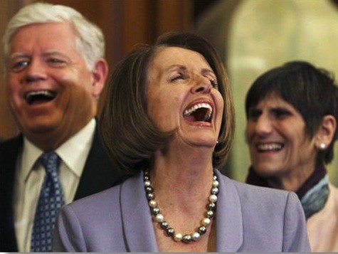 PELOSI: FOOD STAMP PRESIDENT 'BADGE OF HONOR'