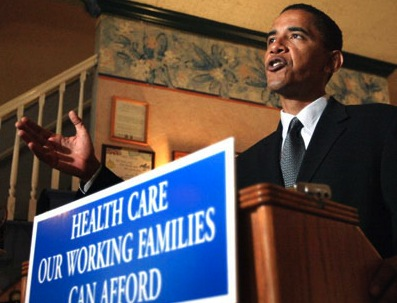 Flashback: Dems Claim Word 'Obamacare' Disparaging To President